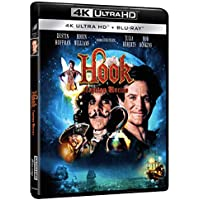 Hook - Capitan Uncino (Blu-Ray 4K Ultra HD+Blu-Ray) [Italia] [Blu-ray]