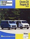 E.T.A.I - Revue Technique Automobile 126.5 - CITROEN /PEUGEOT C25/J5 - 1981 à 1995