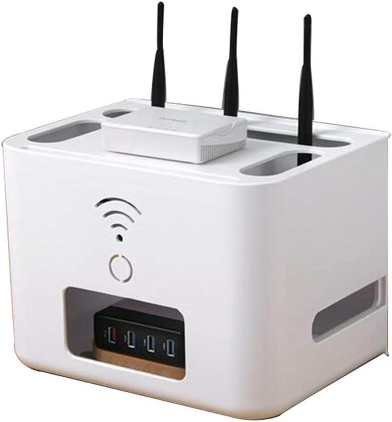 JIE KE Multi-Function Desktop Wireless Stor Free shipping Max 82% OFF on posting reviews Board Router Plug-in