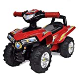 yitao Veicoli da Costruzione Toy Cars Ride-on Quad Boy Can Ride Car Toy for Toddler Children's Electric Engineering Vehicle Moto ATV Model