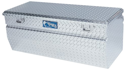 UWS TBC-60-W Wedge Chest Aluminum Box with Beveled Insulated Lid