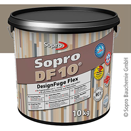 sopro flex (10 kg, Sandgrau)