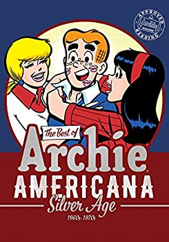 The Best of Archie Americana Vol 2  Silver Age  The Best of Archie Comics