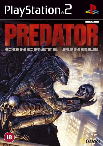 Predator: Concrete Jungle (PS2)
