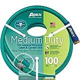 Apex 8535-100 5/8-Inch by 100-Feet Medium-Duty Water Hose