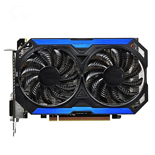 MPGIO Passend für Gigabyte Geforce GTX 960 2GB Grafikkarten 128bit GDDR5 Grafikkarte für Nvidia Map GTX960 GM206 GV-N960OC-2GD HDMI