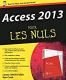 Access 2013 pour les Nuls - First Interactive - 30/05/2013