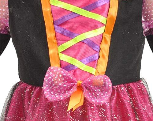 Ciao-Streghetta Costume Baby (Taglia 1-2 Anni), Multicolore, 28041.1-2