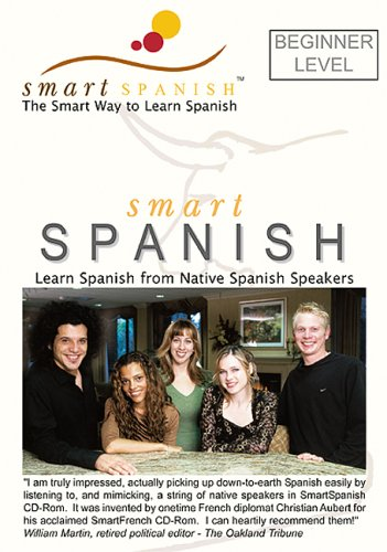 SmartSpanish CDs Beginner - The smart way to learn spanish (Audio CDs)
