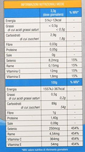 Zuccari Papaya Soleil, 30 Bustine da 3,3 grammi Abbronzatura
