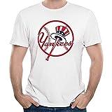 Men's New York Yankees - Camiseta de béisbol PC M