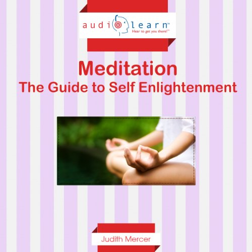 Meditation AudioLearn audiobook cover art