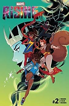 Marvel Rising (2019) #2 (of 5) by [Nilah Magruder, Audrey Mok, Rob Di Salvo]