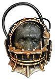 Trick or Treat Studios Men's Saw-Reverse Bear Trap Full Head Mask, Multi, One Size