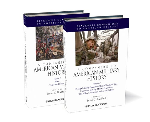 A Companion to American Military History, 2 Volume Set