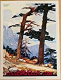 Schild / La Korsika – Kragen von Bavella/Cossard – 30 x