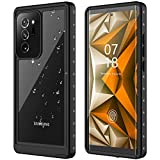 ANTSHARE Samsung Galaxy Note 20 Ultra Waterproof Case, Note 20 Ultra Case 5G Built in Screen Protector Full Body Protective Shockproof Dustproof IP68 Waterproof Case for Note 20 Ultra 6.9inch