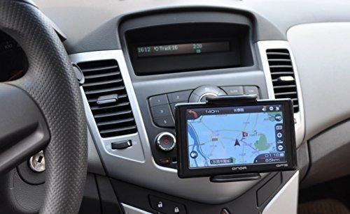 cablesnthings E CD-Slot, Genius Montaje Del Coche invención para Samsung Galaxy S2 S3 S4 S5 Mini Note Inteligente Teléfono Manos Libres Funcionamiento, CAN BE CHARGED cuando en uso, Suave No