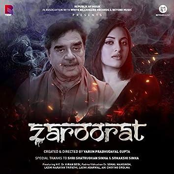 Zaroorat (feat. Muhfaad, Simran Choudhary, Ajay Keswani, Shruti Unwind, Violina, Kiran Bedi, Sonal Mansingh, Laxmi Narayan Tripathi, Laxmi Agarwal, Ani Choying Drolma)