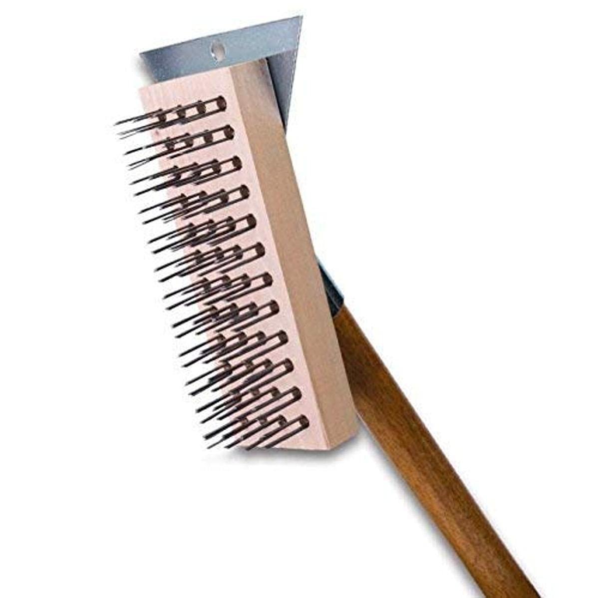 Malish GGB Groovy Grill Brush