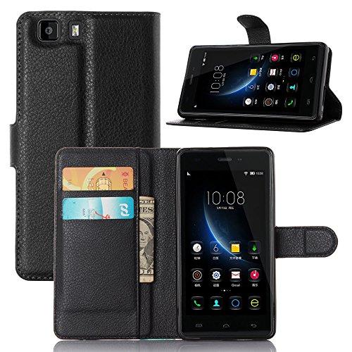 AIOIA Hülle für Doogee X5/X5 Pro,PU Leder Hülle Tasche Schutzhülle Handyhülle für Doogee X5/X5 Pro