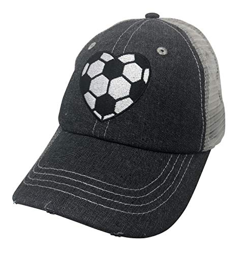 Cocomo Soul Embroidered Soccer Hear…
