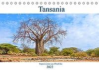 Tansania. Impressionen aus Ostafrika (Tischkalender 2022 DIN A5 quer): Dieser Kalender nimmt Sie mit in das ostafrikanische Tansani, eines der faszinierendsten Laender Afrikas. (Monatskalender, 14 Seiten )