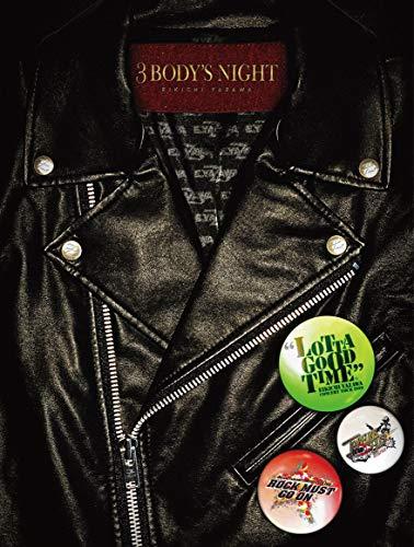 3 BODY'S NIGHT [DVD]