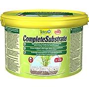 Tetra Complete Substrate für Pflanzenwachstum und weniger Wasserbelastung Neueinrichtung von Aquarien Aquarienkies, 5 kg Eimer
