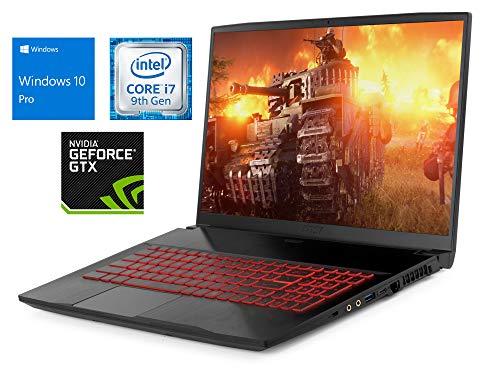 Compare MSI Thin GF75 (GF75 THIN 9SCX-423) vs other laptops