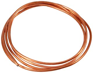 comprar comparacion FTVOGUE 2M OD 4 mm x ID 3 mm Tubo de Tubo de Cobre Suave Tuberías de Refrigeración Utilizadas en Fabricación de Cables
