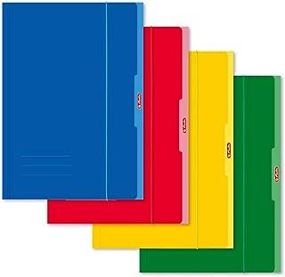 8 cm formato A4 Archivador Herlitz con dise/ño de brisa de verano color Bankkissen 1 Ordner