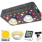 Garpsen CREE COB - Lámpara LED para crecimiento de plantas (1000 W, con interruptor VEG&BLOOM y función Daisy-Chain)