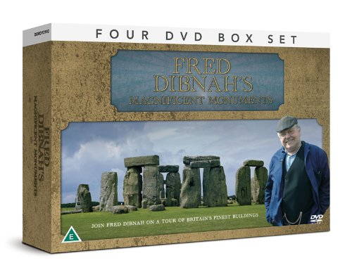 Fred Dibnahs Magnificient Moments (4 Dvd) [Edizione: Regno Unito] [Edizione: Regno Unito]