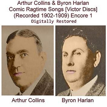 Arthur Collins & Byron Harlan (Comic Ragtime Songs) [Victor Discs] [1902-1909] [Encore 1]