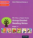 Oxford Reading Tree: Level 1+: More Patterned Stories: Group/Guided Reading Notes