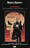 MARVEL KNIGHTS PUNISHER BY ENNIS COMPLETE COLLECTION VOL (Marvel Knights Punisher: The Complete Collection)