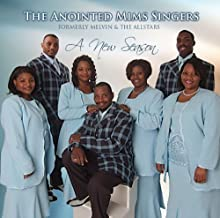 A New Season by The Anointed Mims Singers (2013-05-04)