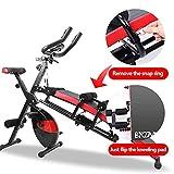 Zoom IMG-1 wgfgxq cyclette fitness chair manubri
