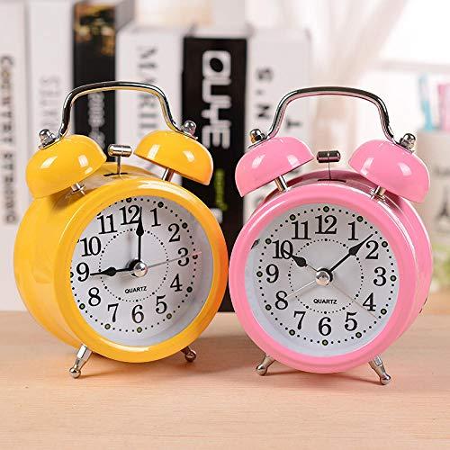 hlyhly digitale klok wekker simpele digitale ringing alarm klok simpele driedimensionale digitaal alarm klok