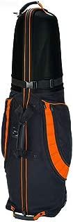 Golf Bag, Aircraft Check Bag, Lightweight and Portable, Multi-Color Optional happyL (Color : Orange)