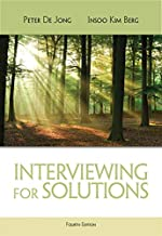 interviewing for solutions 4th edition