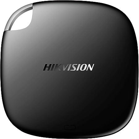 HIKVISION T100I Extreme SSD Portatile da 512GB/ Velocità di Lettura Fino a 540MB/s,USB 3.1 Unità a stato solido esterne (nero)