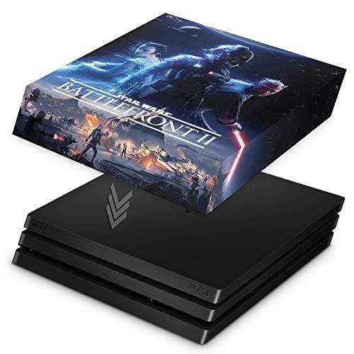 Capa Anti Poeira para PS4 Pro - Star Wars - Battlefront 2