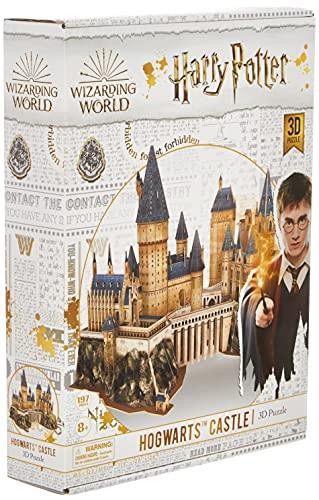 3D Puzzle Harry Potter Schloss Hogwarts