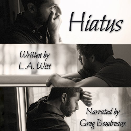 Hiatus audiobook cover art