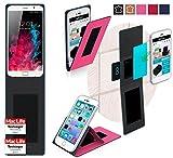 Hülle für UMi Touch Tasche Cover Case Bumper | Pink |