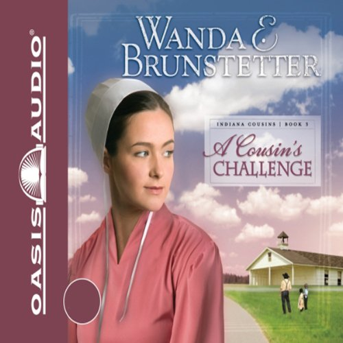 A Cousin's Challenge cover art