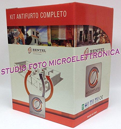Kit Antifurto Casa Completo - Bentel Security con centrale KYO8