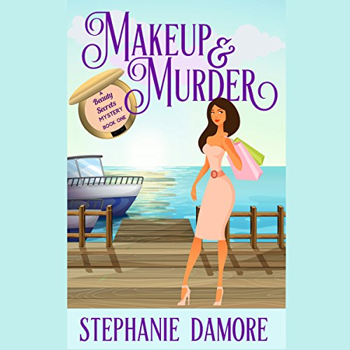 Makeup & Murder audiobook cover art